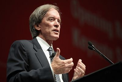 Bill Gross, fot. Bloomberg