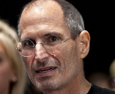 Steve Jobs (fot. Bloomberg)