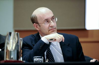 Kenneth Rogoff, fot. Bloomberg