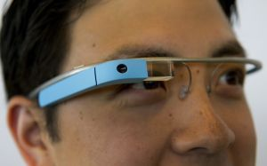 Google Glass, fot. Bloomberg