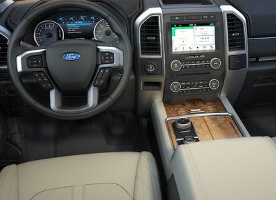 Nowy ford expedition