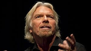 Richard Branson, fot. Bloomberg