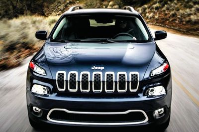Jeep Cherokee [FOT. ARC]
