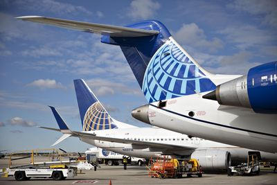 Samoloty linii United Airlines