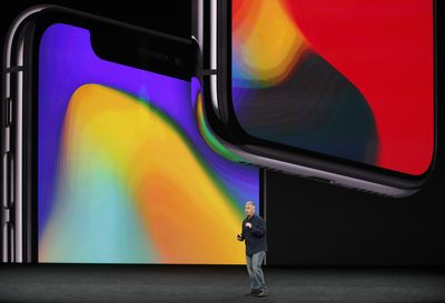 Apple pokazał nowego iPhone'a X
