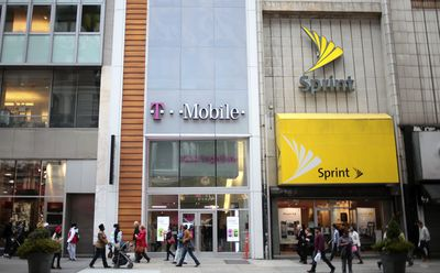 Sprint Corp., T-Mobile USA