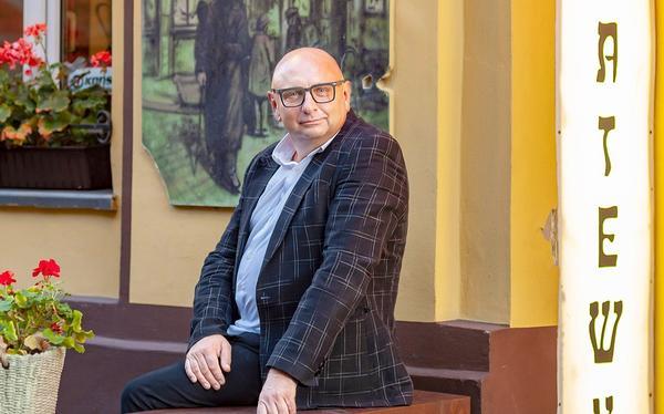 Paweł Zyner: podróżnik po smakach