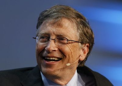 Bill Gates fot. Bloomberg