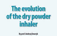 The evolution of the dry powder inhaler