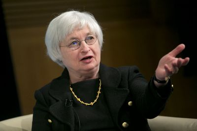 Janet Yellen, szefowa Fed
