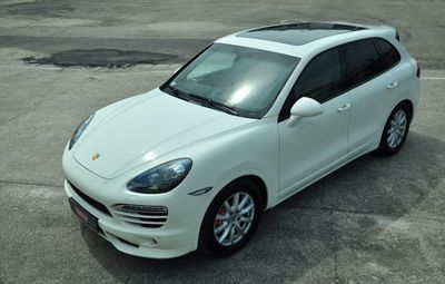 Porsche Cayenne z pakietem tuningowym TechArt (fot. Pachura Moto Center)