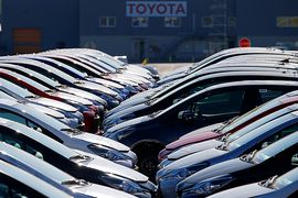 Toyota na czele, Mercedes w czołówce