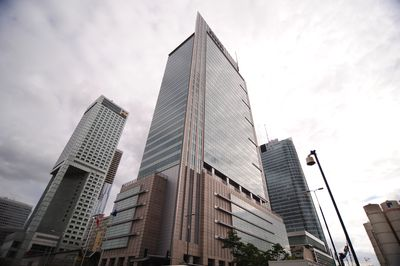 WARSAW FINANCIAL CENTER (fot. Puls Biznesu, TP)