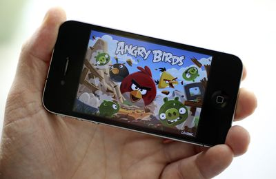 Angry Birds (Rovio Entertainment)