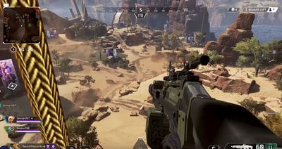 Apex Legends, gra typu battle royal studia Electronic Arts