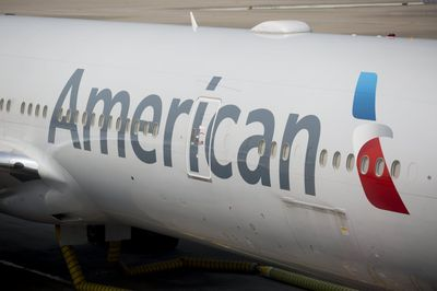 Samolot American Airlines (fot. Bloomberg)
