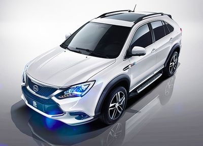 Nowy SUV z Chin - BYD Tang
