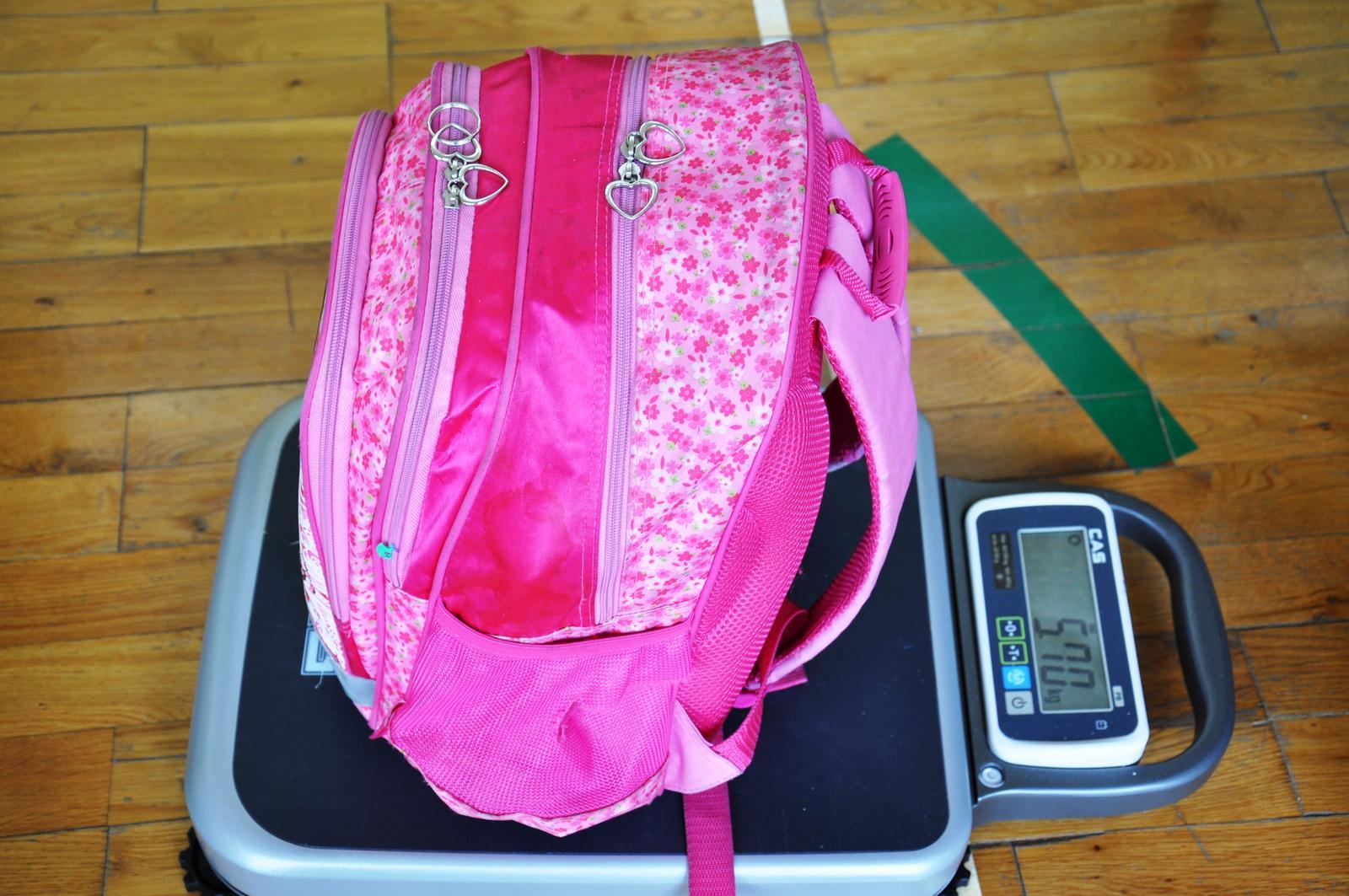 371b4c4b6c10d Ile ważą szkolne plecaki  Akcja Lekki tornister - Puls Medycyny ...