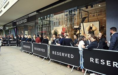 LPP, Reserved, Oxford Street