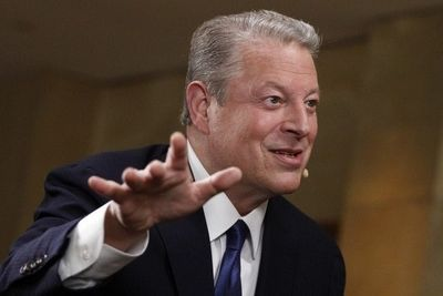 Al Gore Junior (fot. Bloomberg)