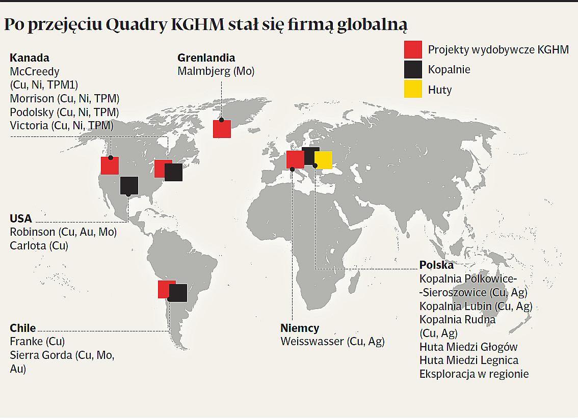 Kghm Przyspieszyl W Chile Puls Biznesu Pb Pl