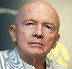 Mark Mobius, fot. Bloomberg