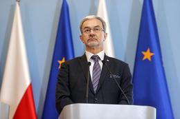 Jerzy Kwieciński, minister finansów, nie dał pracownikom aparatu skarbowego jasnej odpowiedzi na ich pytania.